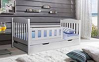 Деревянная детская кровать Тобби 80х190 см. Мистер Мебл