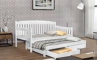 Деревянная детская кровать Юнис 80х190 см. Мистер Мебл
