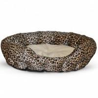 K&H Nuzzle Nest самосогревающийся лежак для собак и котов, 35,5 х 28 см