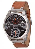 Мужские наручные часы Guardo P11502 SBBr