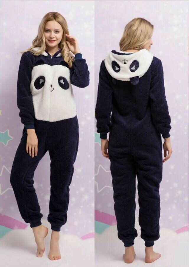 Купить в Украине Женская пижама кигуруми-Панда f16d9c1de02de
