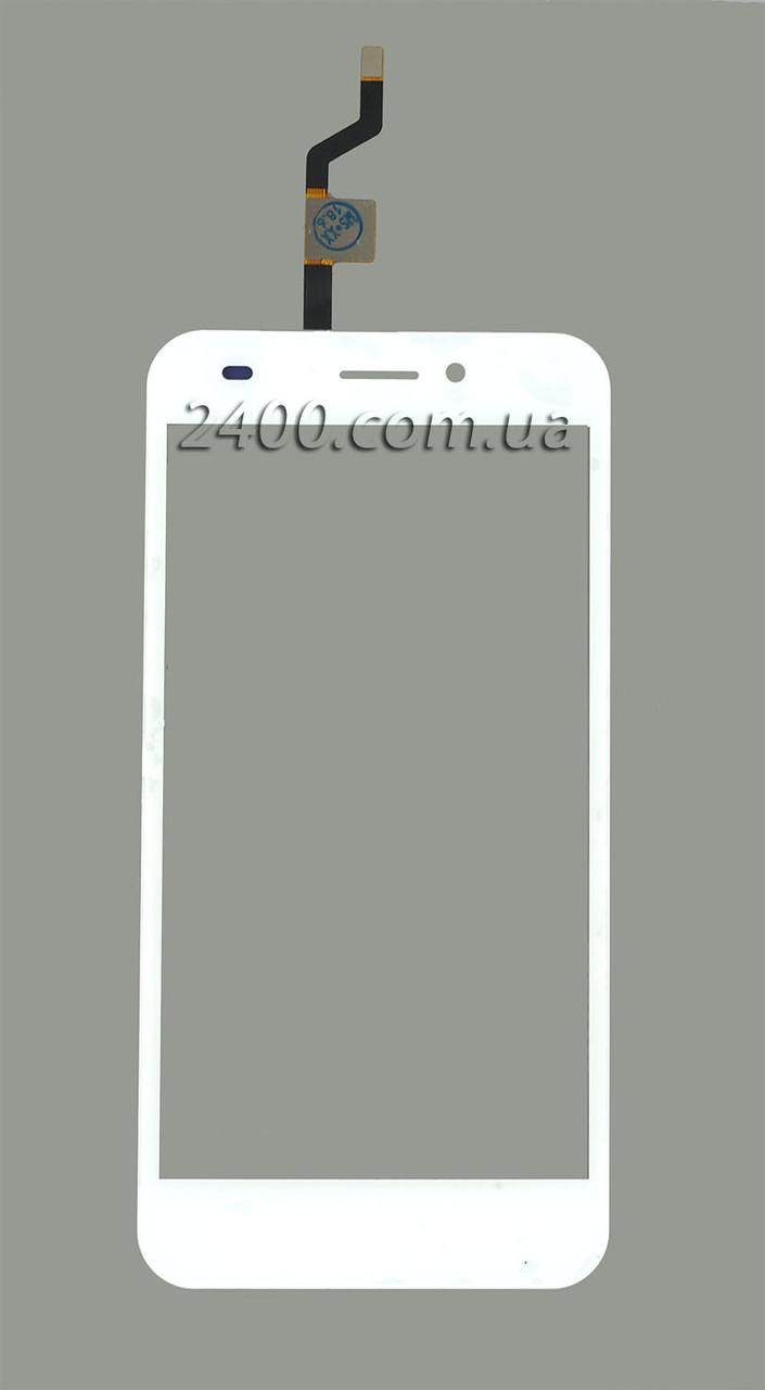 Тачскрин (сенсор) для Nomi i507 телефона белый