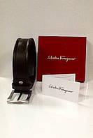 Ремень мужской кожаный Salvatore Ferragamo, фото 1