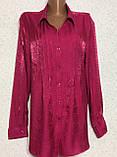 Блуза женская нарядная White  Stag (р. 48-50), фото 4