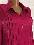 Блуза женская нарядная White  Stag (р. 48-50), фото 8