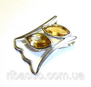 9340020 Кулон серебряный вес 6,63 грамм