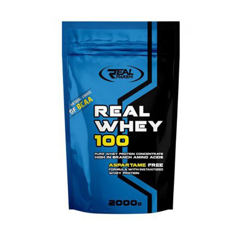 Real Pharm Real Whey 100 2000 г