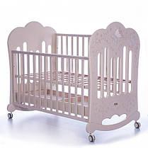 Детская кроватка  Feretti Charme Lettino Avorio, фото 3