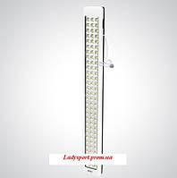 Лампа светодиодная аккумуляторная Kamisafe KM-7623C, 6000мАч, светильник Камисейф КМ 7623С 90 диодов, фото 1