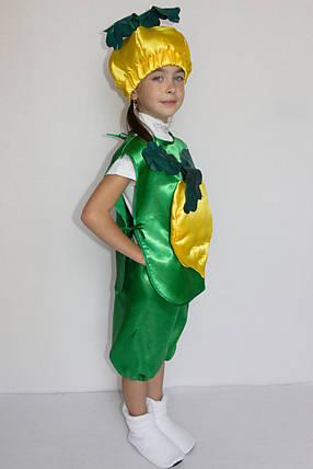 Карнавальный костюм Репы для девочки 3-6 лет, фото 2