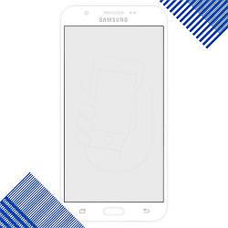 Стекло Samsung J720 Galaxy J7 (2017), цвет белый