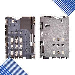 Держатель для сим карты Lenovo IdeaPad A1010