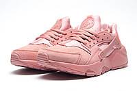 Кроссовки женские Nike Air Huarache, розовые (11322),  [  36 (последняя пара)  ], фото 1