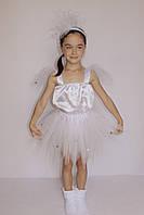 Карнавальный костюм Снежинки для девочки 3-6 лет