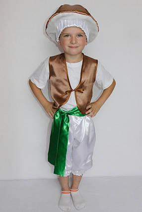 Маскарадный костюм Опенок для мальчика 3-6 лет, фото 2
