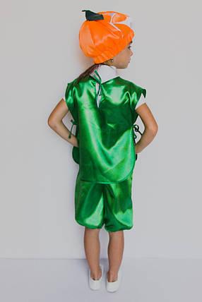 Карнавальный костюм Апельсин для девочки 3-6 лет, фото 2