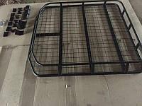 Экспедиционный багажник (Корзина) 150х130 с сеткой
