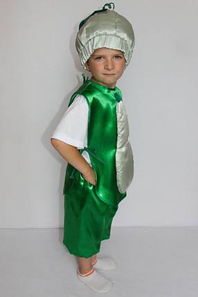 Карнавальный костюм Кабачка на праздник осени для мальчика 3-6 лет, фото 2