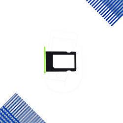 Наружный держатель SIM карты iPhone 5C, цвет зеленый