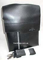 Мужская сумка LANGSA 6755-3 black купить мужскую сумку ЛАГНСА недорого fb3d75b4fd5