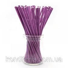 """Палочки пластиковые для кейк- попсов, """"Фиолетовые"""""""