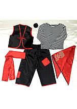 Детский маскарадный костюм Пират для мальчика 3-6 лет, фото 3