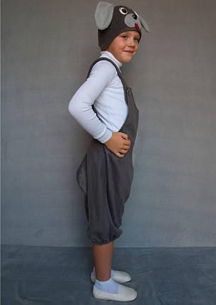 Детский костюм для мальчика Собачки на утренник 3-6 лет, фото 2
