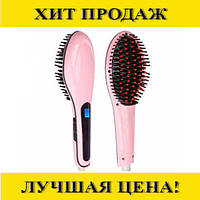 Расческа для выравнивания волосHQT-906