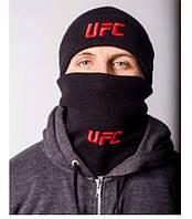 Шапка + Бафф UFC ЮФС