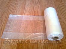 Пакети в рулонах без ручок, 400 шт. в рулоні, фасувальні поліетиленові пакети, фасувальний пакет купити Київ