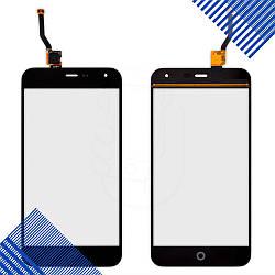 Тачскрин Meizu M1, M1 mini, цвет черный