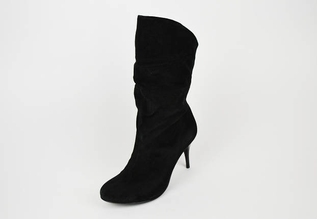 Замшевые осенние ботинки Nivelle 2071-8002, фото 2