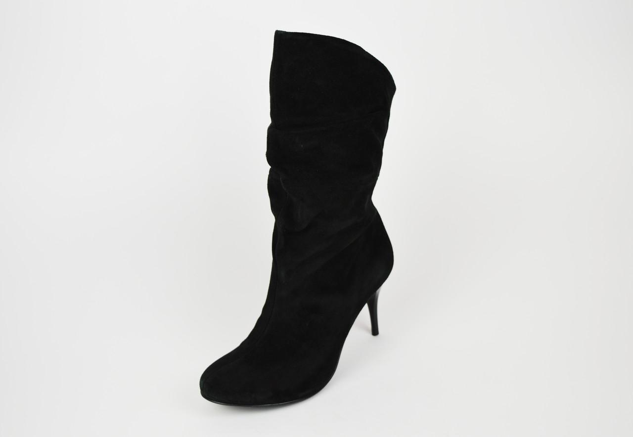 Замшевые осенние ботинки Nivelle 2071-8002