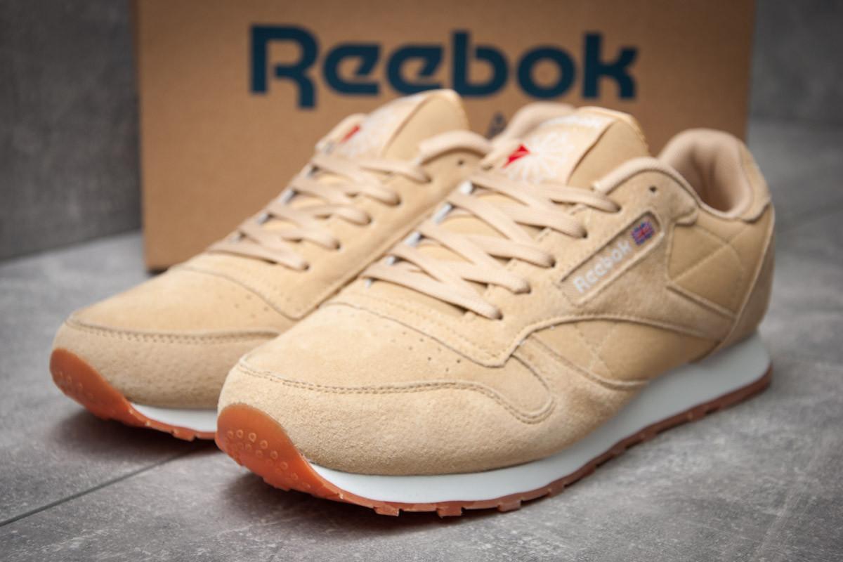 Кроссовки мужские Reebok  Classic, песочные (12091) размеры в наличии ► [  42 (последняя пара)  ]