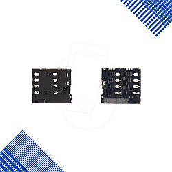 Слот для сим карты Asus FonePad (ME371)