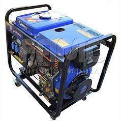 Дизельный электрогенератор «Viper» CR-G-D5000E