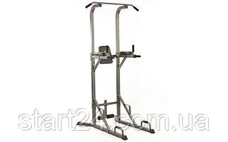 Стойка-турник напольн. RK4201 (металл, PVC, р-р 136x108x217см, вес польз. до 100кг)