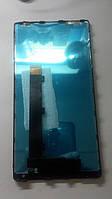 Дисплей + Сенсор Xiaomi Mi Mix black orig с рамкой