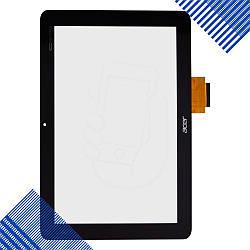 Тачскрин (сенсор) Acer Iconia Tab A200 10.1, цвет черный
