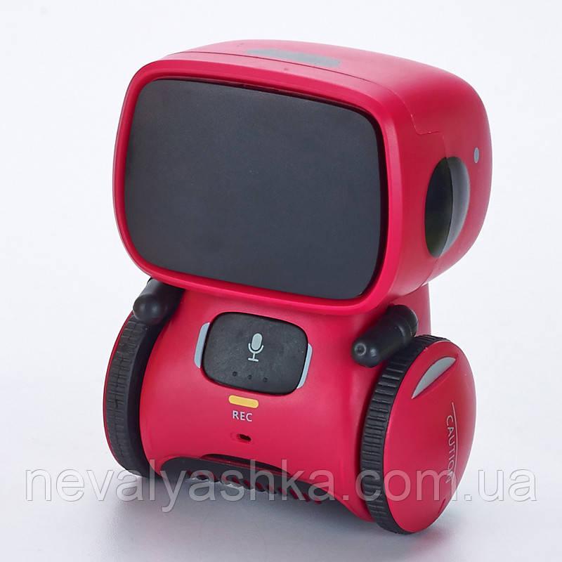 Робот интерактивный ездит светится говорит музыкальный Англ., АТ001, 009799
