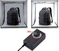 Лайткуб (фотобокс) Puluz PU5080 80x80x80 см для предметной съемки