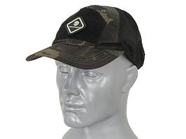 Taktyczna czapka Assaulter - MultiCam Black [EM] (для страйкболу)