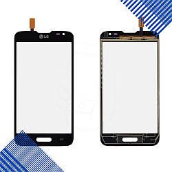 Тачскрин LG D320, D321, MS323 L70, цвет черный