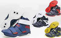 Мужские баскетбольные кроссовки Crown 1766-1 (обувь для баскетбола), 4 цвета: 41-45 размер, PU