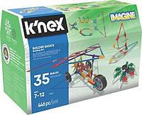 Конструктор Knex 35 моделей