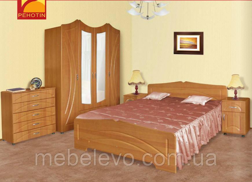Спальня комплект 4Д Гера   Пехотин