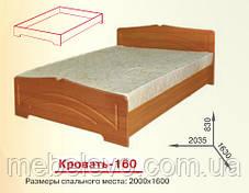 Спальня комплект 4Д Гера   Пехотин, фото 3