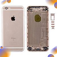 Корпус iPhone 6S (4,7), цвет розовый, уценка