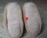 Детские домашние сапожки из искусственного мутона, фото 6