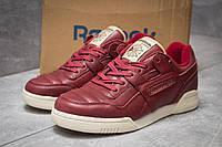Кроссовки мужские Reebok Classic, бордовые (14091) размеры в наличии ► [  43 (последняя пара)  ], фото 1